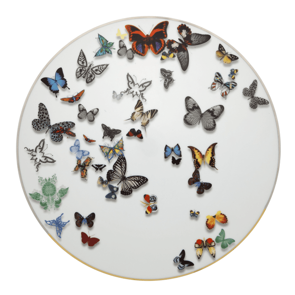 Vista Alegre Christian Lacroix Butterfly Parade Charger Plate 21117744
