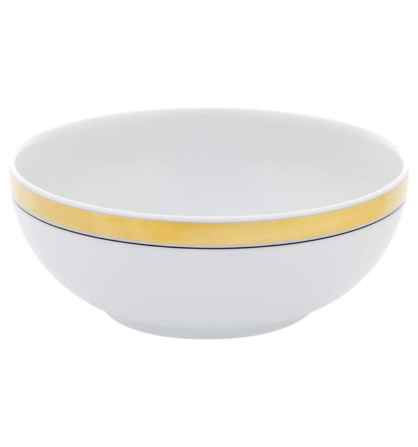 "Vista Alegre Domo Gold Bowl 6"" 21118404"