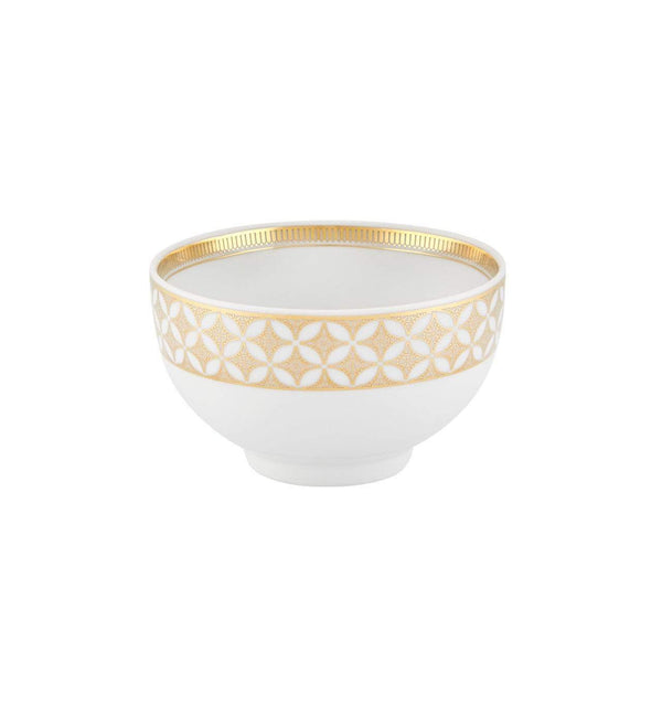 Vista Alegre Gold Exotic Soup Bowl 21127098
