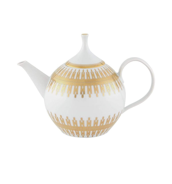 Vista Alegre Gold Exotic Tea Pot 21127103