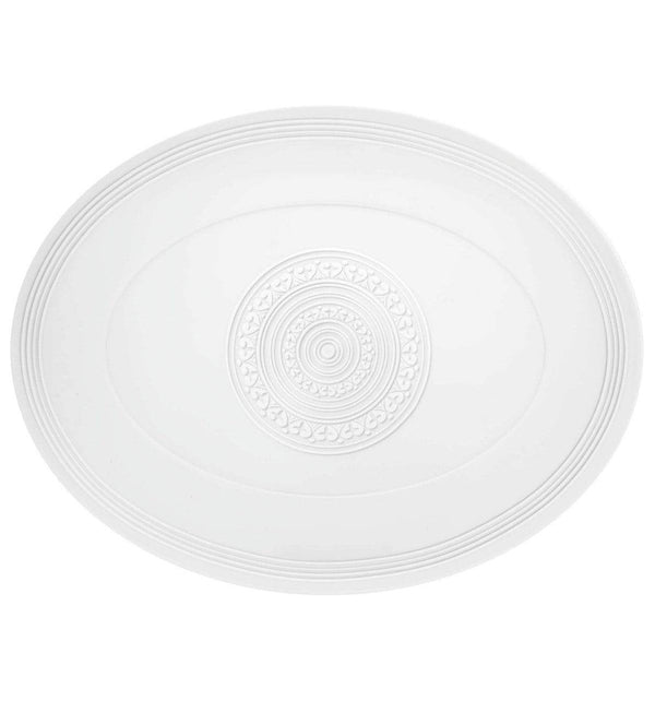 Vista Alegre Ornament Small Oval Platter Small 21111688