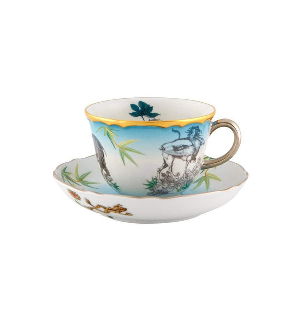 Vista Alegre Reveries Tea Cup and Saucer 21127848