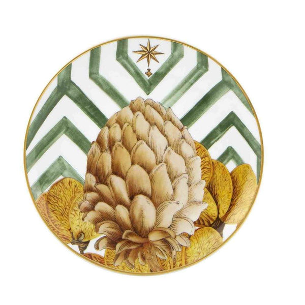 Vista Alegre Vista Alegre Amazonia Bread and Butter Plate 21133055