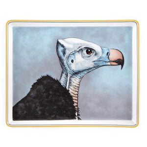 Vista Alegre Vista Alegre Voo Tray White-Headed Vulture 21132405