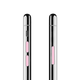 PhoneDots™ for iPhone X  – LIGHT PINK  (2 sets)