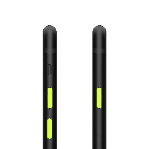 PhoneDots™ for iPhone 8 and 8 Plus – GREEN  (2 sets)