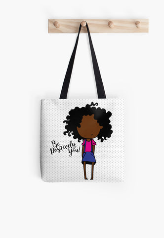 Be Positive - Diane (Tote)