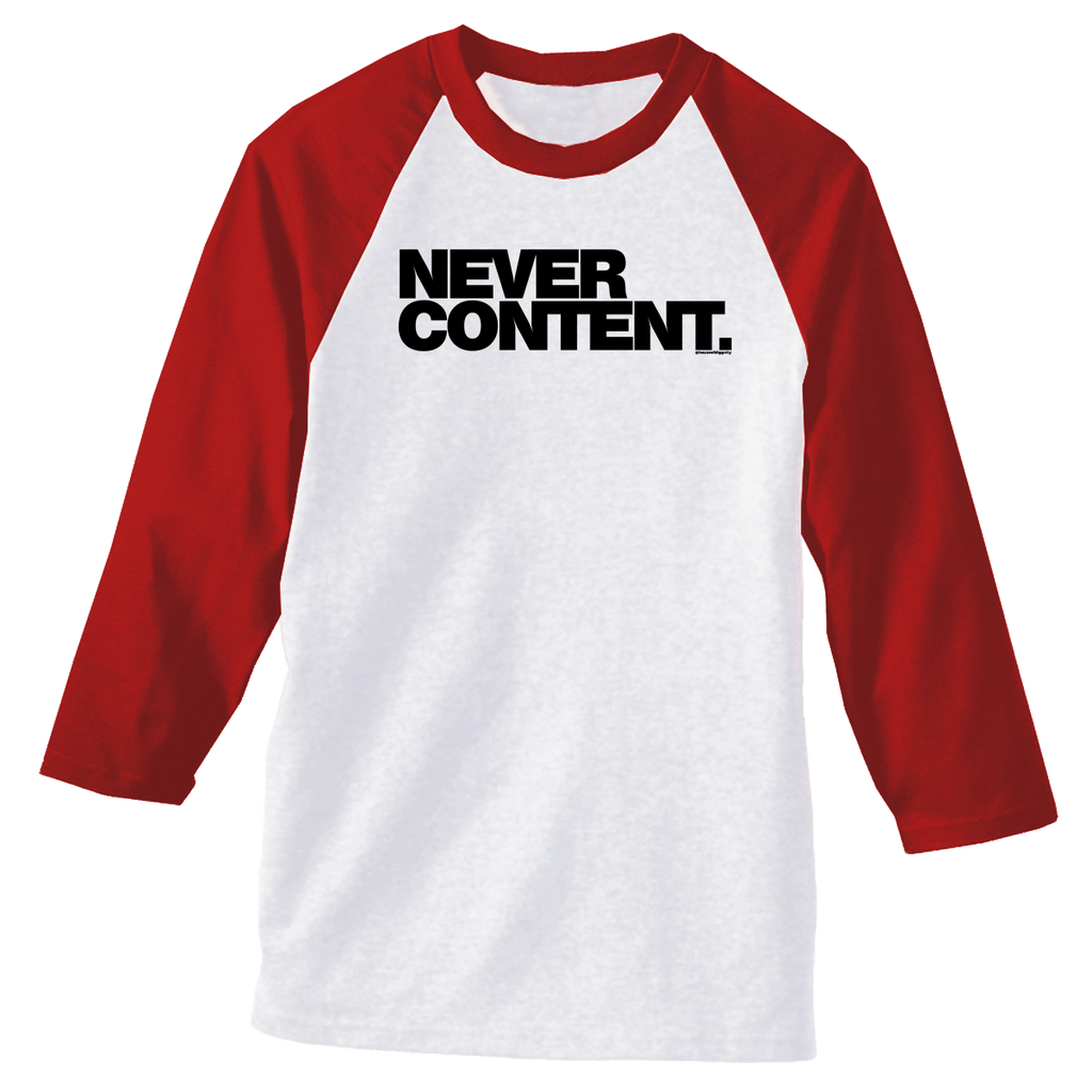 Never Content