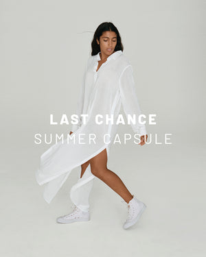 Promo - The Summer Capsule is 25% off...