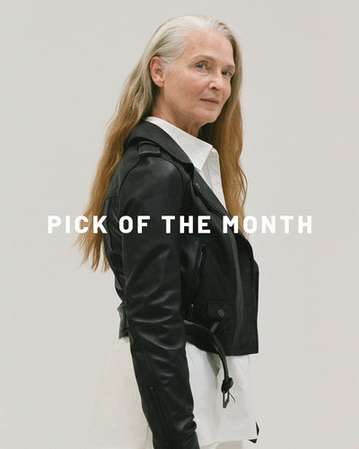 Promo - This Month's Pick: The Leeron Leather...