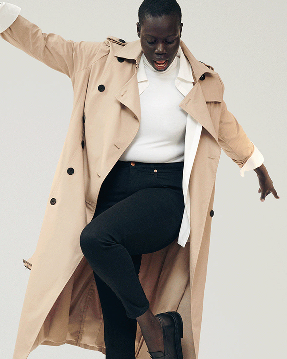 Style Mini: The Timeless Trench
