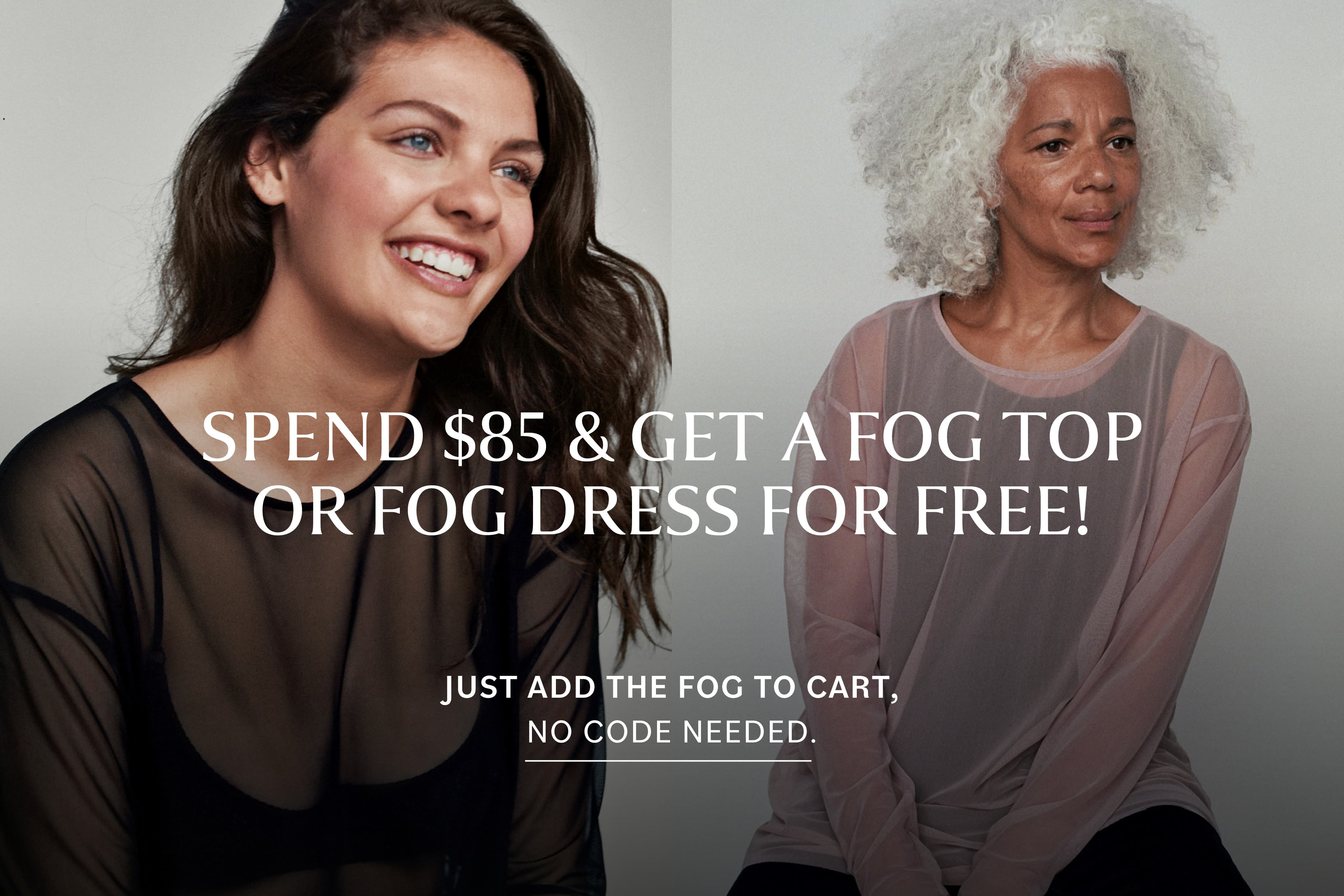 Our Favorite Fog Looks