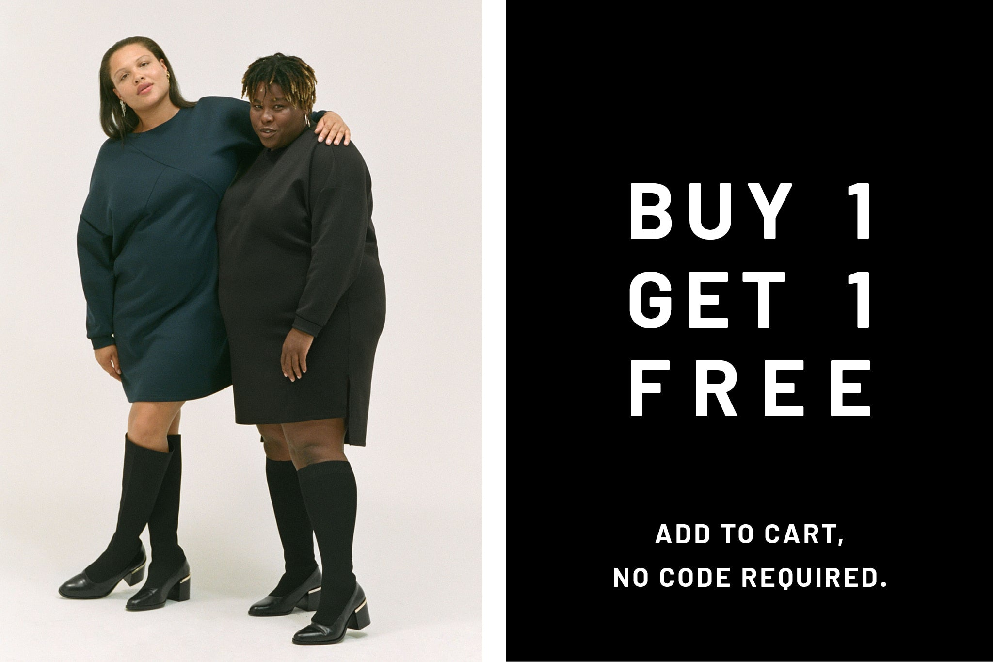 Black Friday Weekend: Buy 1 & Get 1 Free