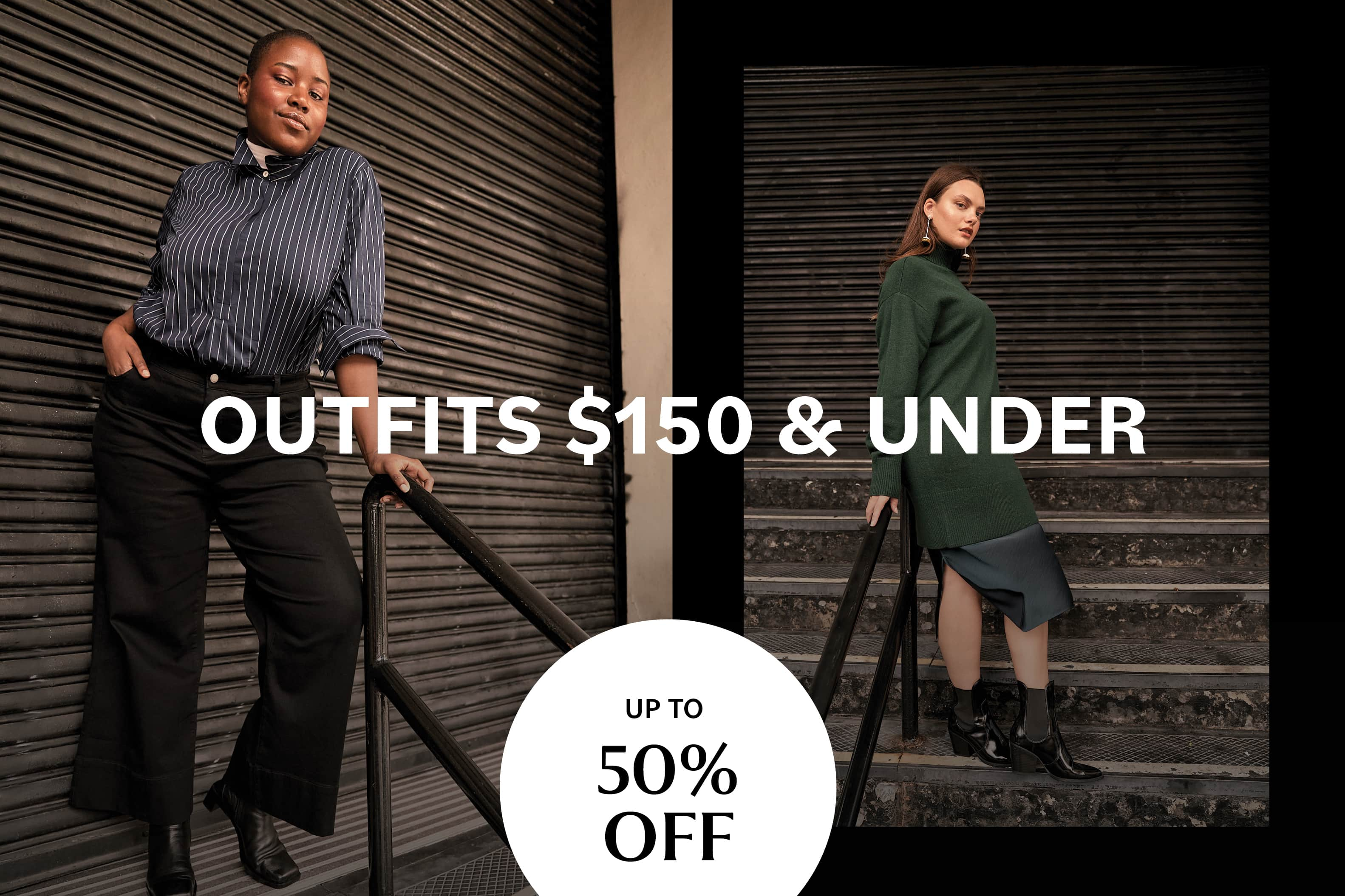 Outfits Under $150