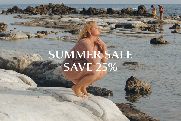 Promo - 25% OFF THE MADE FOR SUMMER...