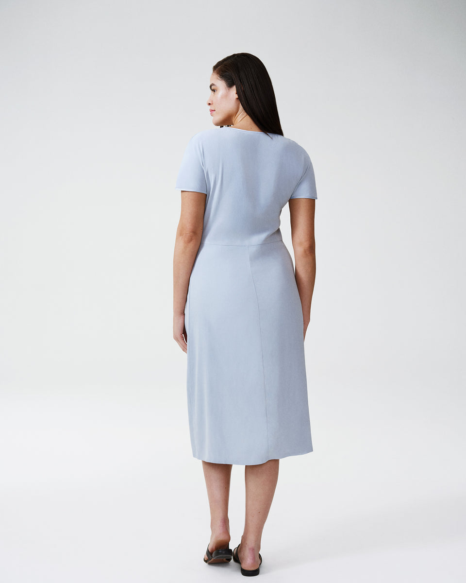 Adda Tunic - Powder Blue