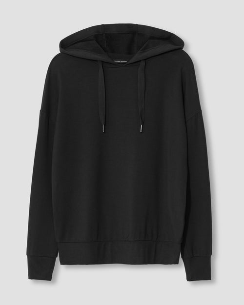Amy Pullover Hoodie - Black