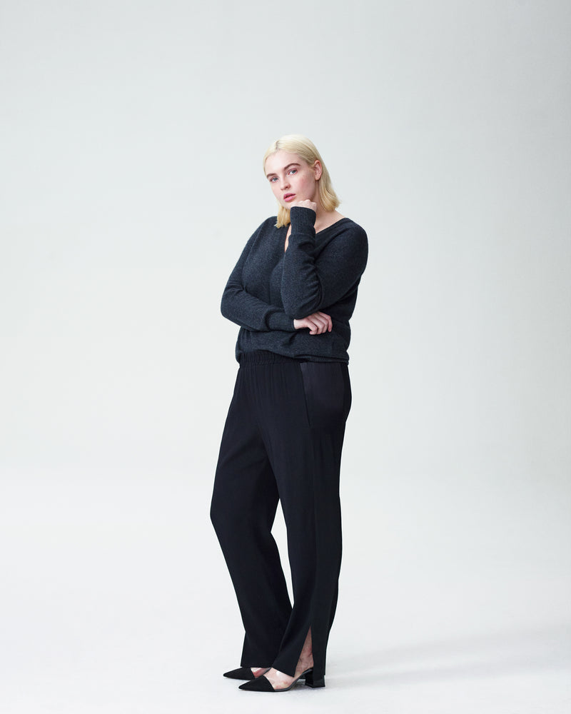 Beaufort Pocket Pants - Black