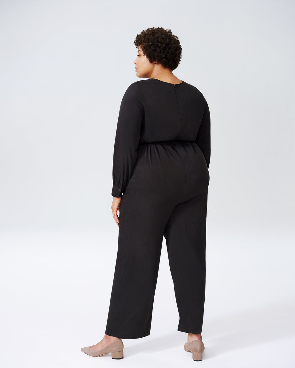 Maud Jumpsuit - Black