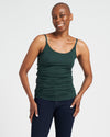 Foundation Camisole - Emerald Image Thumbnmail #1