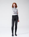 Foundation Turtleneck - Heather Grey Image Thumbnmail #1