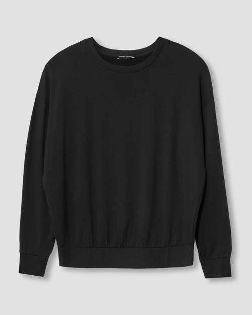 Lauren Core Sweatshirt - Black