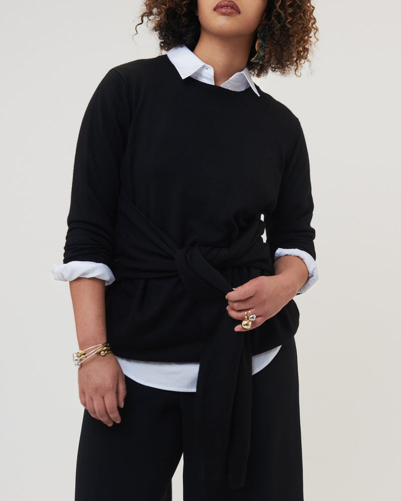 Mae Sweater - Black