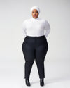 Foundation Turtleneck - White Image Thumbnmail #1