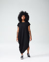 Petite Geneva Dress - Black Image Thumbnmail #1