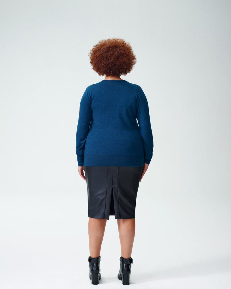 Phebe Sweater - Teal