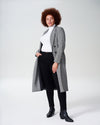 Morgan Coat - Grey PlaidImage #1