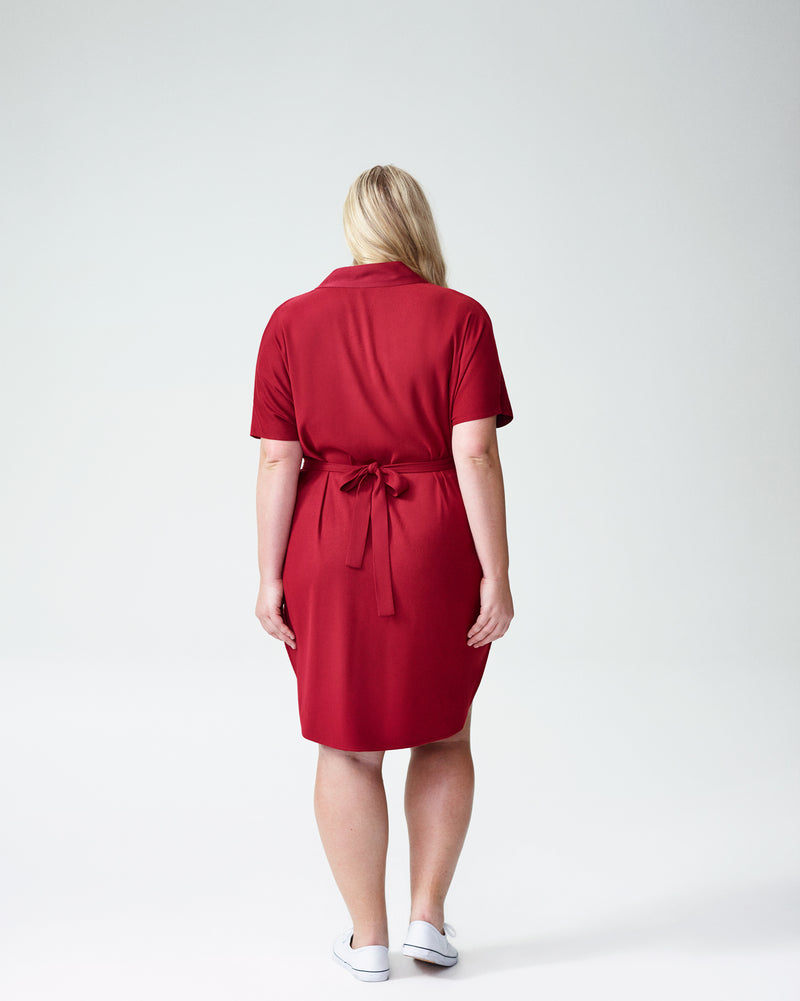 Priscilla Tie-Back Dress - Sienna