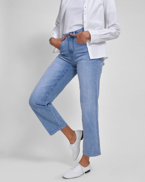 Bae Boyfriend Jeans 30 Inch - Light Blue