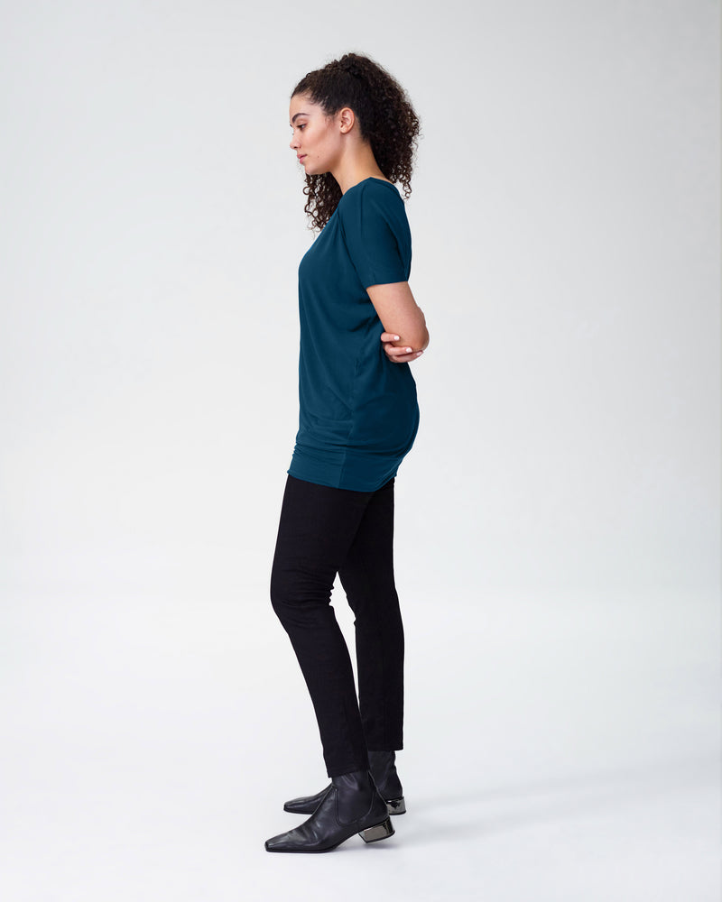 Carrea Relaxed Tee - Storm