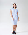 Carrea Relaxed Dress - PeriwinkleImage #1