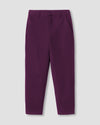 Cigarette Pants - Plum Image Thumbnmail #3