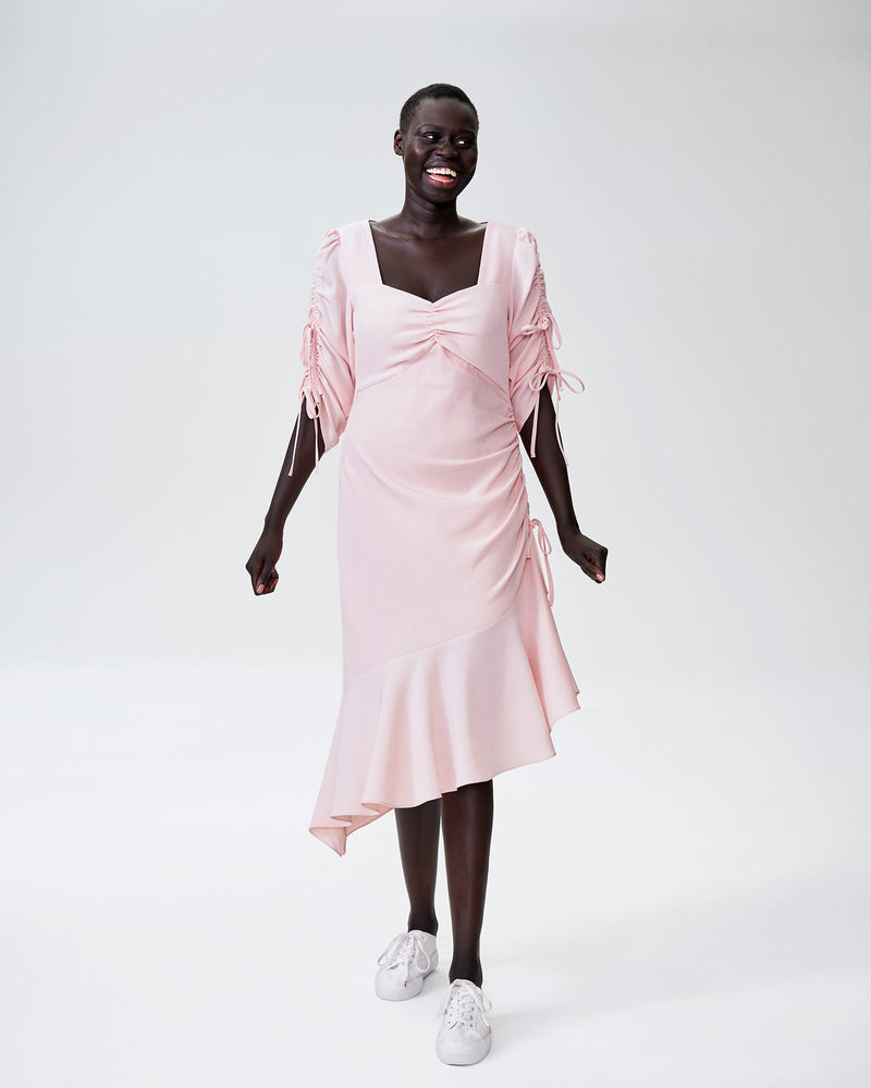 Rodarte x Universal Standard Dress - Rose