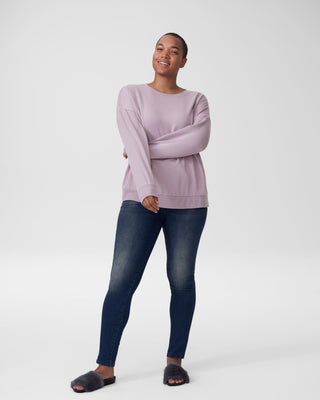 Lauren Core Sweatshirt - Orchid