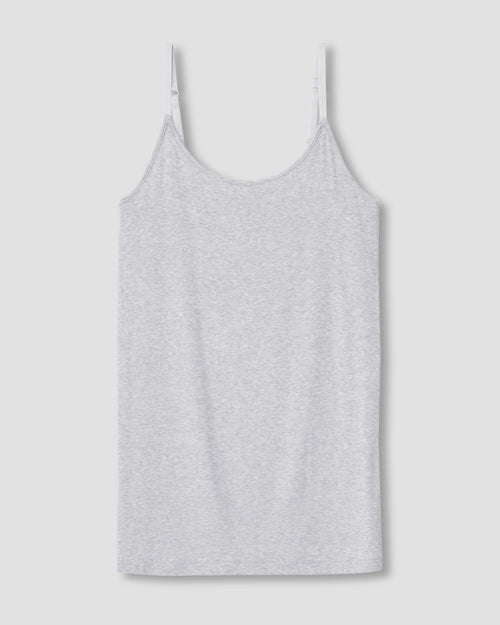 Foundation Camisole - Heather Grey