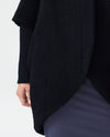 Talfer Cocoon Coat - BlackImage #4