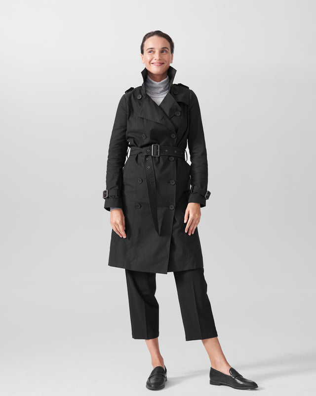 Tirsa Trench Coat by Universal Standard