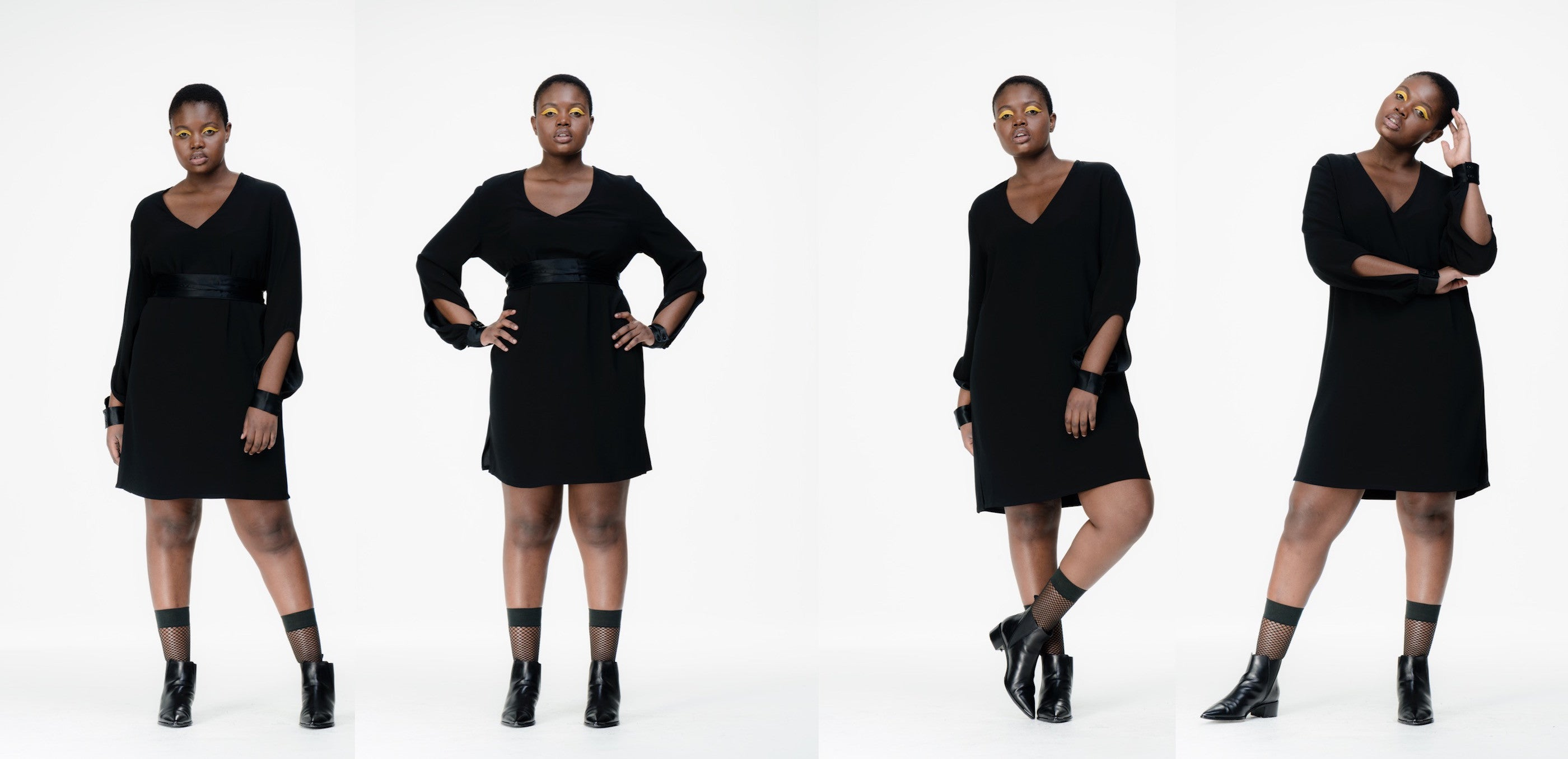 Universal Standard plus size dress