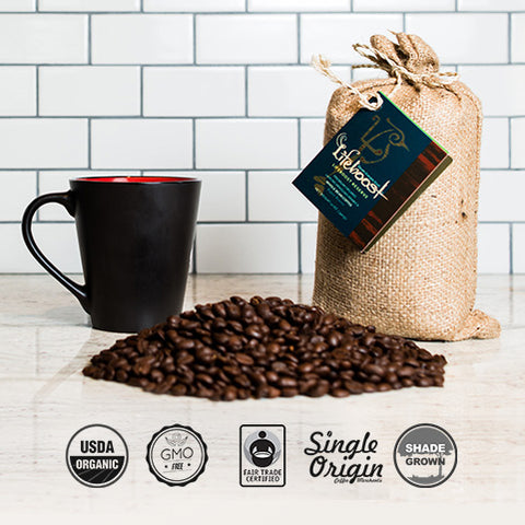 Single Origin Dark Roast Coffee 12 oz Bag - Best Coffee