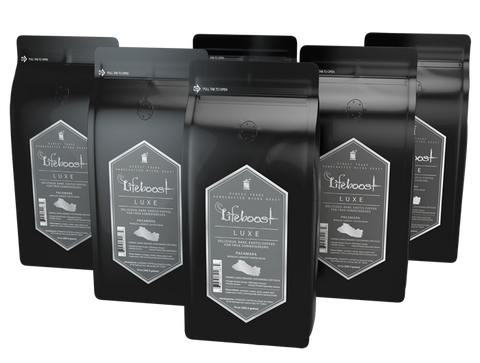 6x Pacamara Limited Collection
