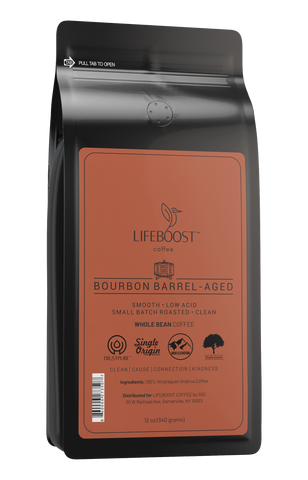 1x Bourbon Barrel Coffee