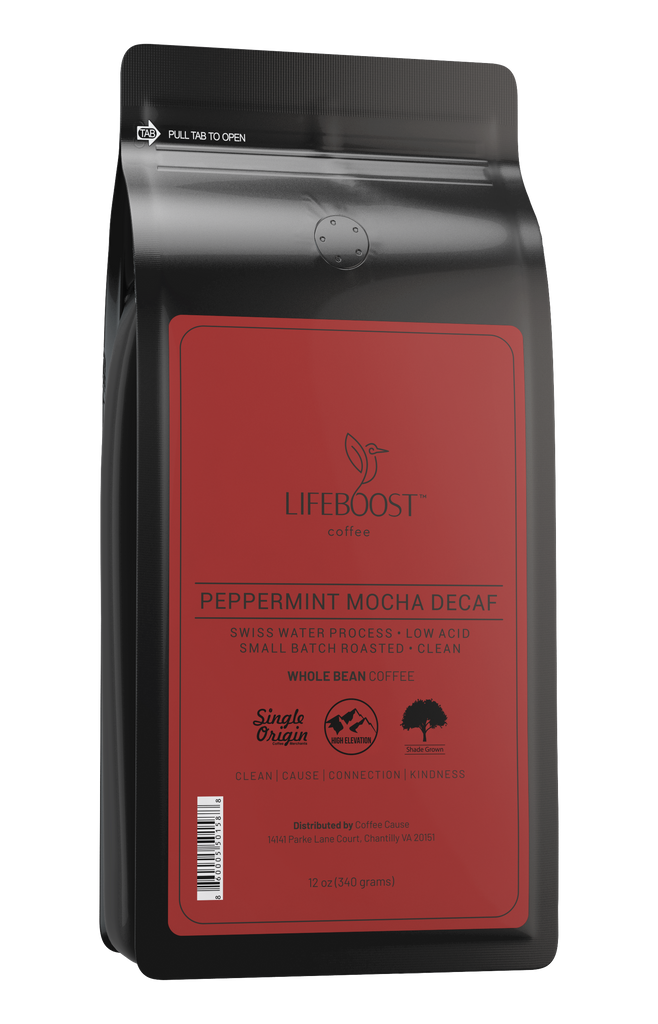 1x Peppermint Mocha Decaf-SP