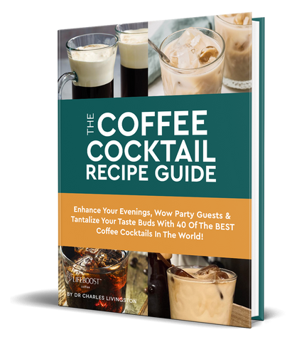 40 Coffee Cocktail Recipes - Digital Recipe Book