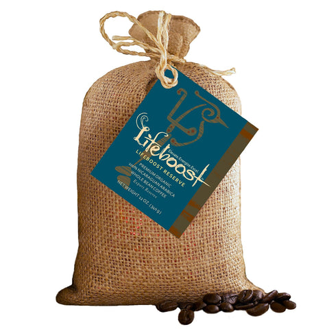 6x Organic, Single Origin Medium Roast Coffee 12 oz Bag