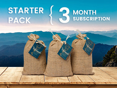 Organic, Single Origin Coffee - 3 Month Gift Subscription