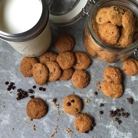 CNY Brown Butter Chocolate Chip Cookies *SOLD OUT